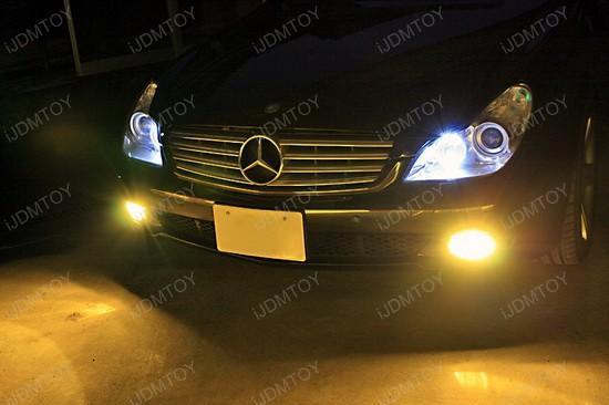 Mercedes - error - free - led - bulbs - parking - lights - 2